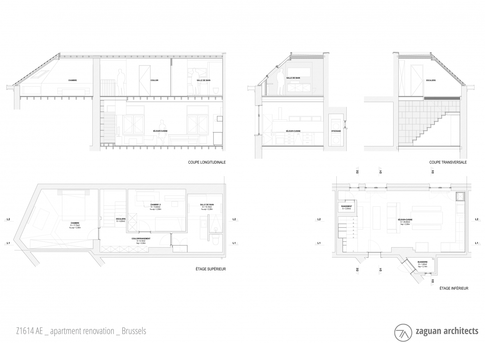 zaguanarchitects apartment renovation brussel 1614 004