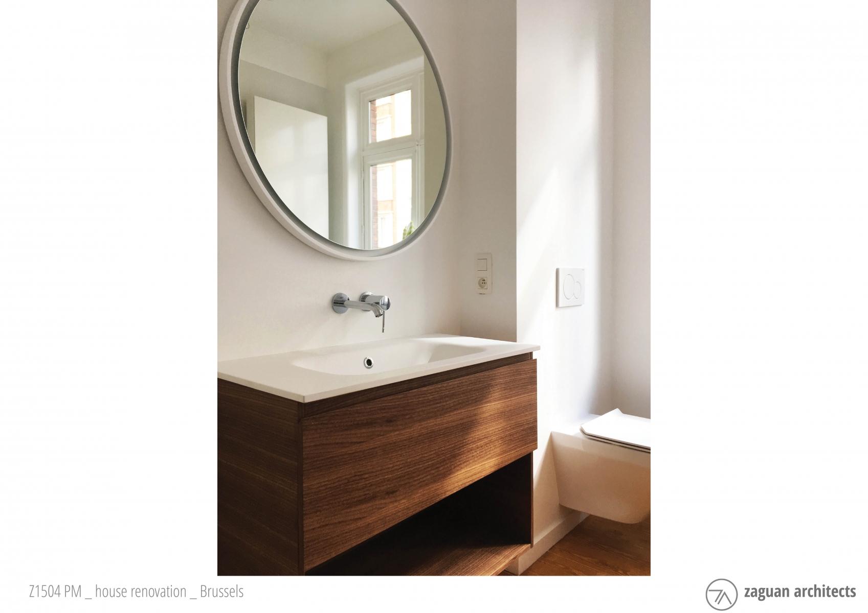 zaguanarchitects house renovation brussels Z1504 002