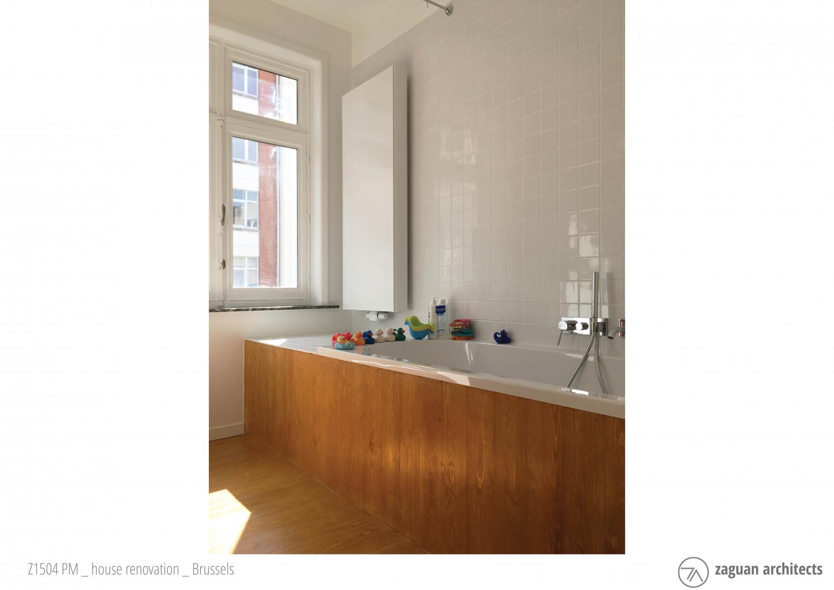 zaguanarchitects house renovation brussels Z1504 003