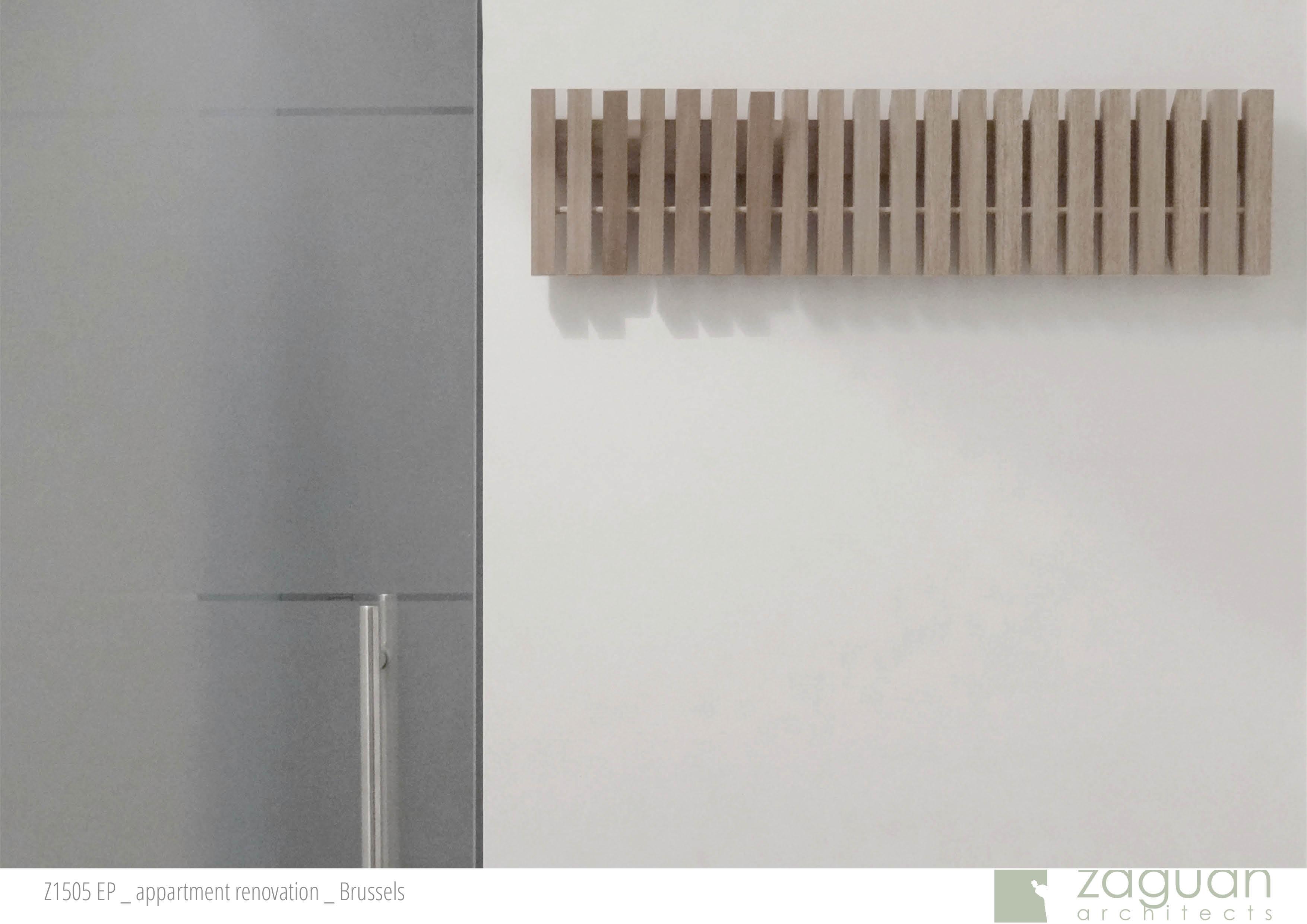zaguanarchitects appartment renovation brussels Z1505 002