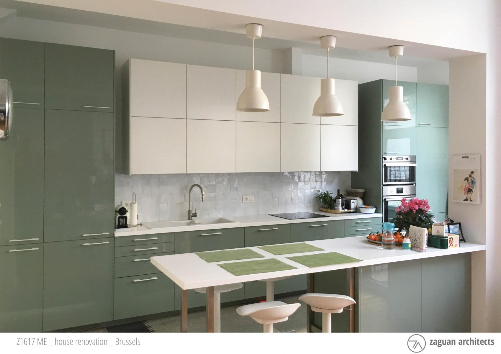 zaguanarchitects house renovation brussels Z1617 002