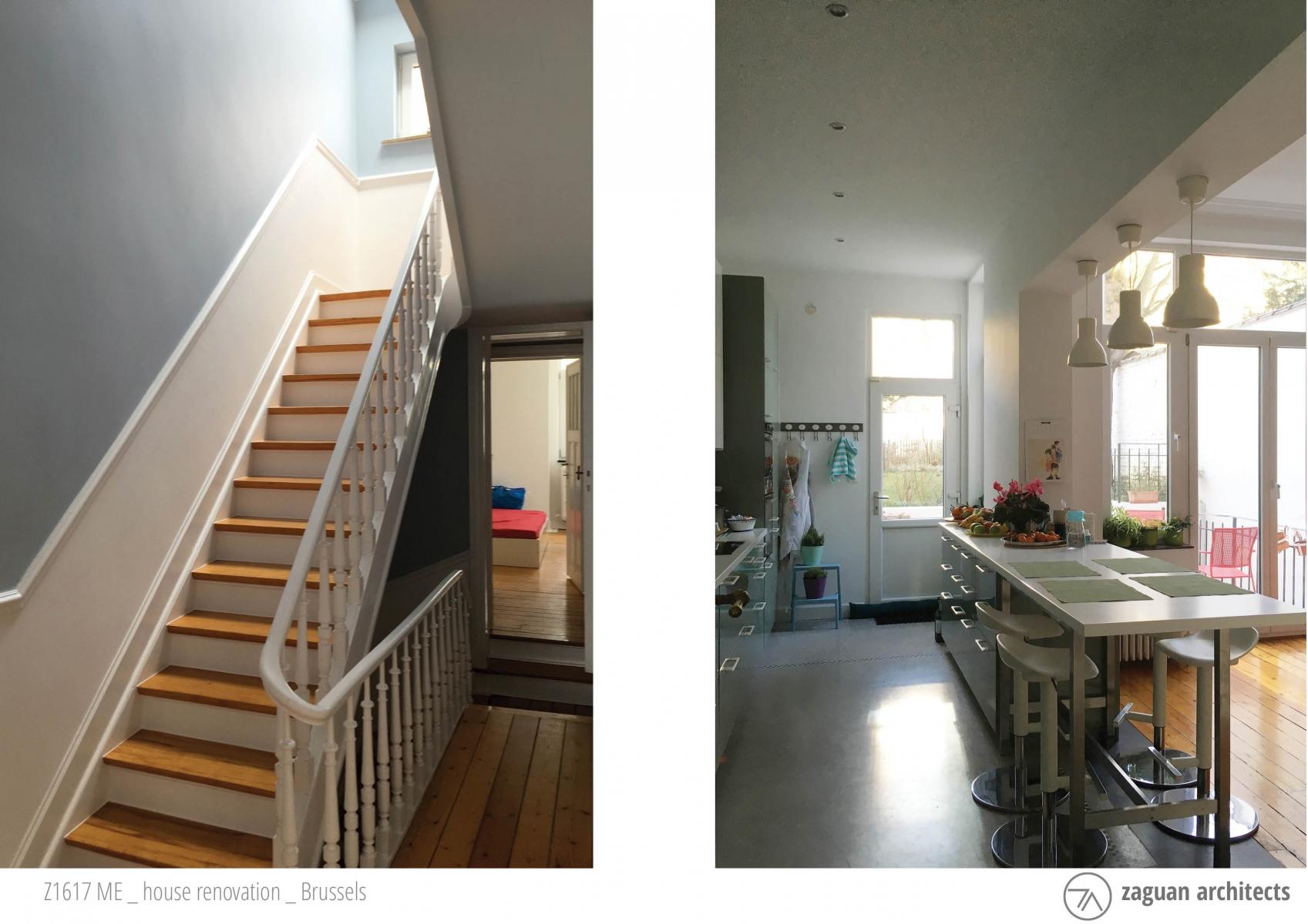 zaguanarchitects house renovation brussels Z1617 003