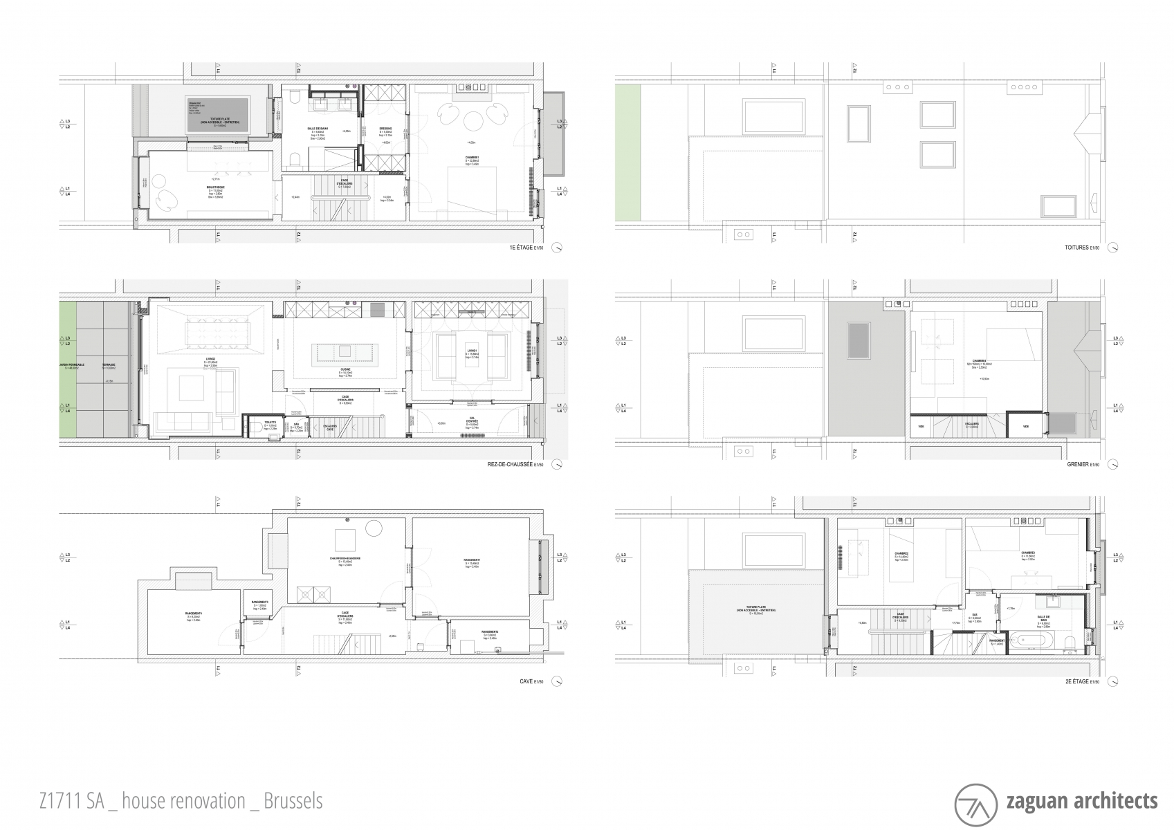 andres gonzalez gil zaguanarchitects house renovation brussels Z1711 03