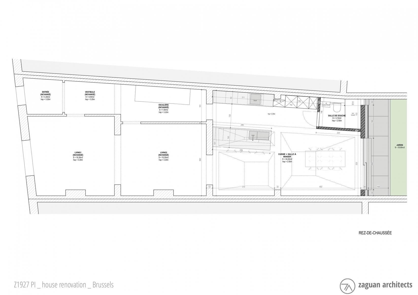 andres gonzalez architecte house renovation brussels Z1927 03