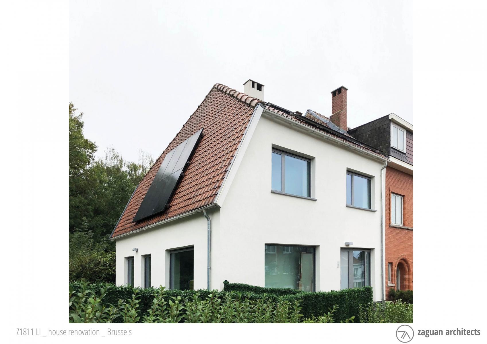 andres gonzalez gil zaguanarchitects house renovation brussels Z1811 01