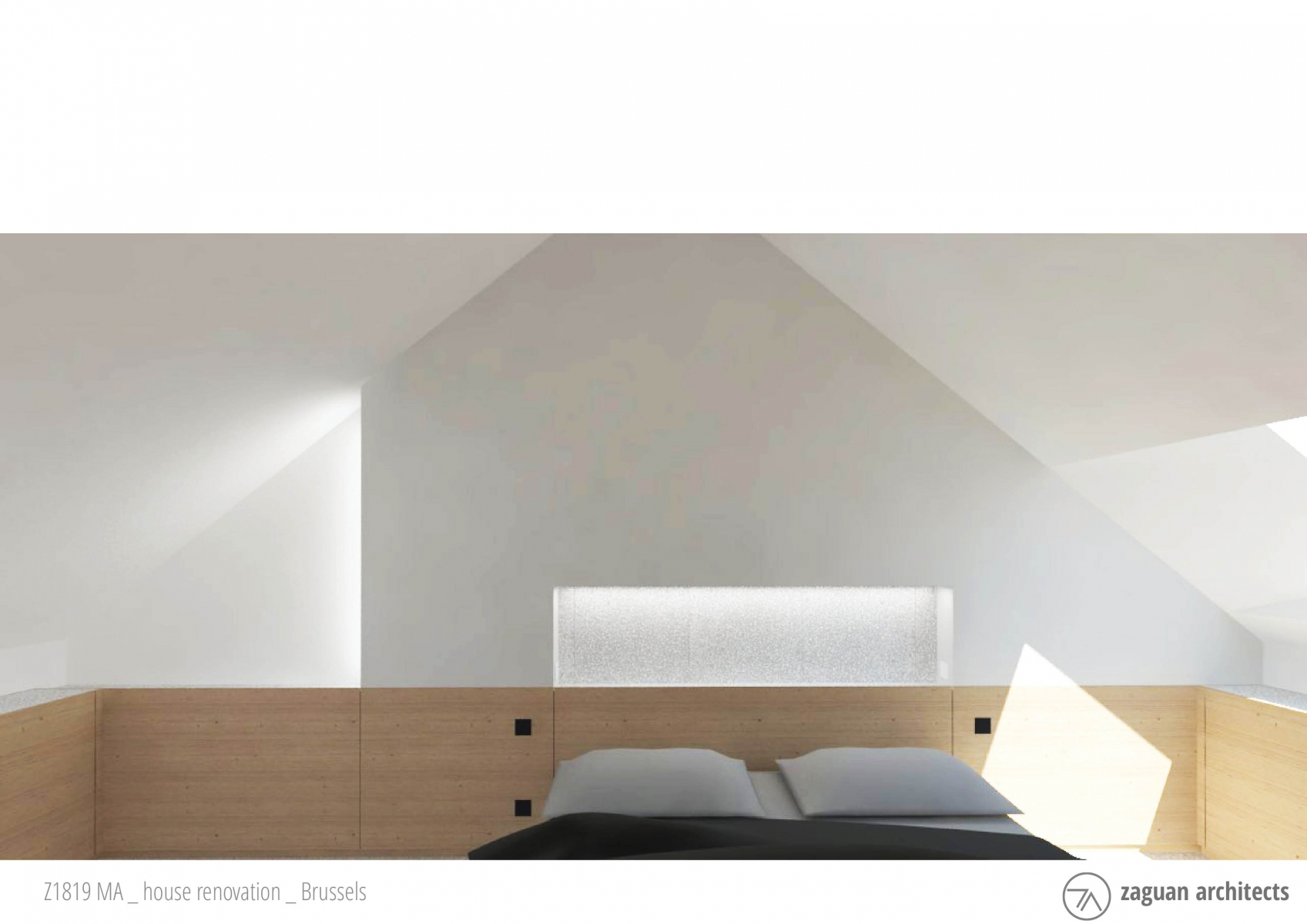 andres gonzalez gil zaguanarchitects house renovation brussels Z1819 02