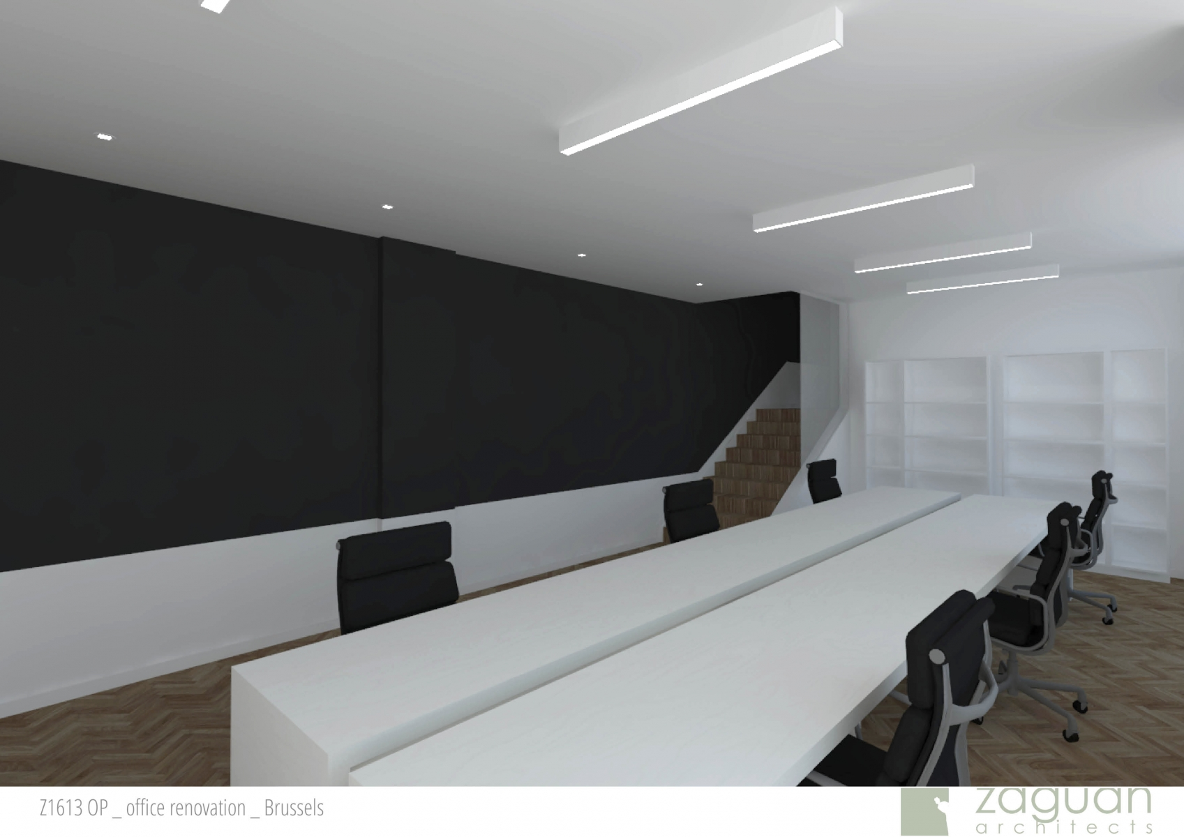 zaguanarchitects office renovation brussel 1613 01